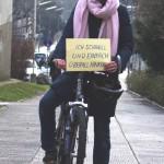 Ich fahre gerne Rad, weil ich schnell und einfach überall hinkomme. (CC) Daniela Baumgarnter