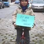 Ich fahre gerne Rad, weil es mir Spass macht. (CC) Daniela Baumgarnter