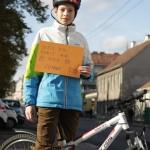 Ich fahre geren Rad, weil ich damit von A nach B komme :) (CC) Andrea Leindl