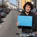 Ich fahre geren Rad, weil ich mich gerne (selbst) fortbewege. (CC) Peter Kühnberger
