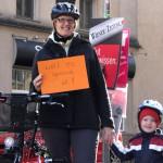 Ich fahre gerne Rad, weil es gesund ist! (CC) Andrea Leindl