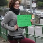 Ich fahre gerne Rad, weil es mich auf kurzen Wegen am schnellsten ans Ziel bringt (CC) Andrea Leindl