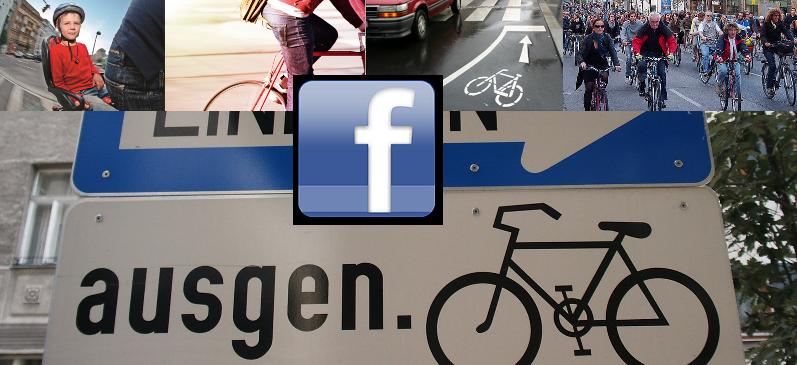 Radeln in Döbling auf facebook