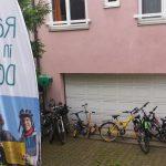 Parkplatz beim Radeln in Döbling Sommerfest (CC) Peter Kühnberger