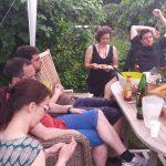 Sommerfest Kennenlernen (CC) Peter Kühnberger