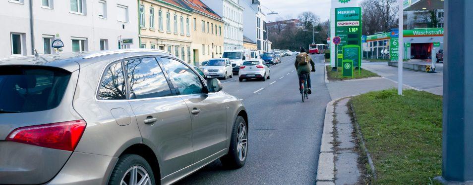 Hotspot Krottenbachstraße: Neuplanu...