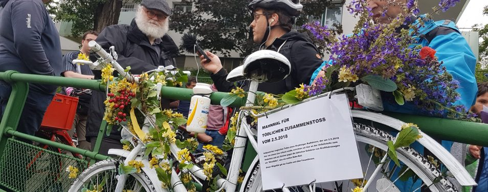 Ghostbike Ride: wir gedenken und ma...