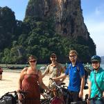Spannender Vortrag und Diskussion, wie man eine Rad(weit)reise startet (CC) Roman Müller