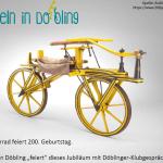 """Radfahren in Döbling """"feiert"""" 200 Jahre Fahrrad mit fünf Klubgesprächen mit allen Fraktionen in Döbling (CC) Archiv Dr. Friedmann, Radeln in Döbling"""
