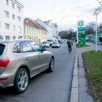 Neuplanung für sicheres Radeln auf der Krottenbachstrasse beantragt (CC) Radeln in Döbling